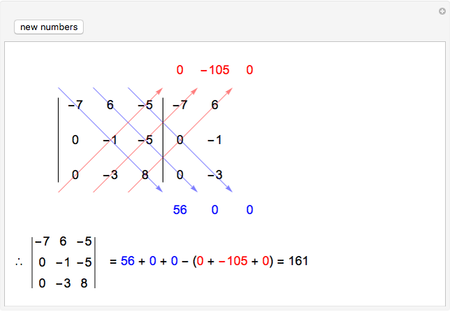 Learn These Matrix Determinant Calculator Wolfram {Swypeout}