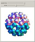 60 Rhombic Dodecahedron