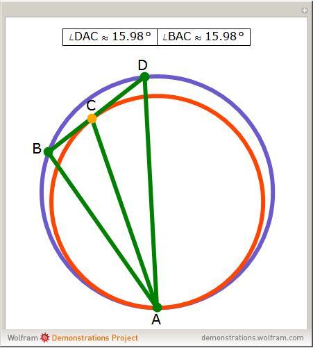 Bisectors of Angles Worksheets Angle Bisector Theorem