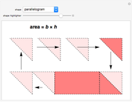Areas of Parallelograms and Trapezoids - Wolfram