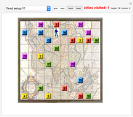 Asian Tour Puzzle - Wolfram Demonstrations Project