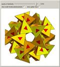 Cluster of 30 Tetrahedra
