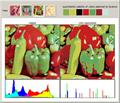 Color Quantization of Photographic Images I: Palette from Colors in the Image