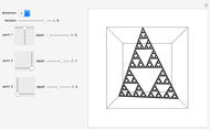 Box-Counting the Dimension of Coastlines - Wolfram Demonstrations