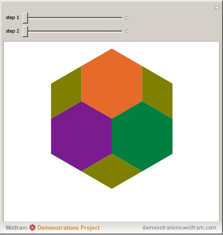 Hexagon -- from Wolfram MathWorld