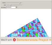 Fractal Right Triangle