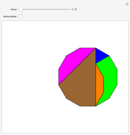 Freese's Dissection of a Regular Dodecagon into Two