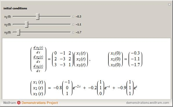 linear system of equations solver wolfram step by math wolfram alpha blogdoes wolframalpha do. Black Bedroom Furniture Sets. Home Design Ideas