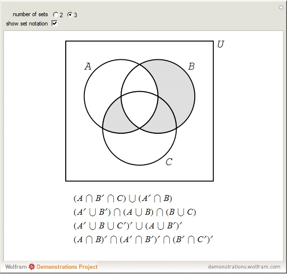 Venn Diagram Maker Discrete Math Leoncapers
