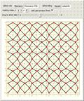Labyrinth Tiling from Quasiperiodic Octonacci Chains