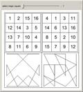 Magic Squares and Designs