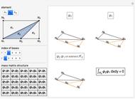 Mass Matrix Computation in the Finite Element Method