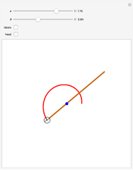 Offset Slider-Crank Mechanism - Wolfram Demonstrations Project