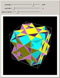 Moving the Vertices of the Great Rhombicuboctahedron