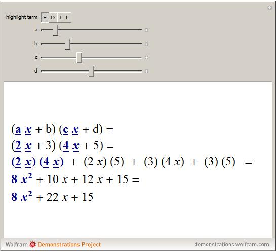 Polynomial Identity -- from Wolfram MathWorld