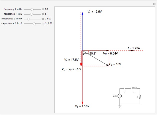 phasor diagram for series rlc circuits wolfram rlc circuit diagram rlc circuit diagram rlc circuit diagram rlc circuit diagram