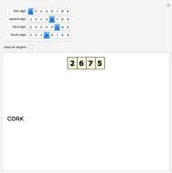 Word Memory Game - Wolfram Demonstrations Project