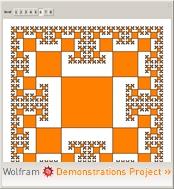 Recursive Exercises X: Nested Squares