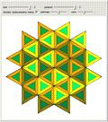 Rhombic Dodecahedra and Escher's Solid