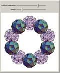 Ring of Ten Icosahedra