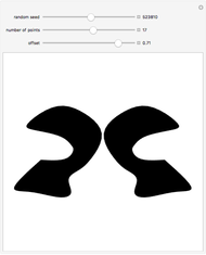 Random Ink Blot - Wolfram Demonstrations Project