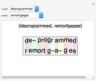 Nonsense Sentence Generator - Wolfram Demonstrations Project