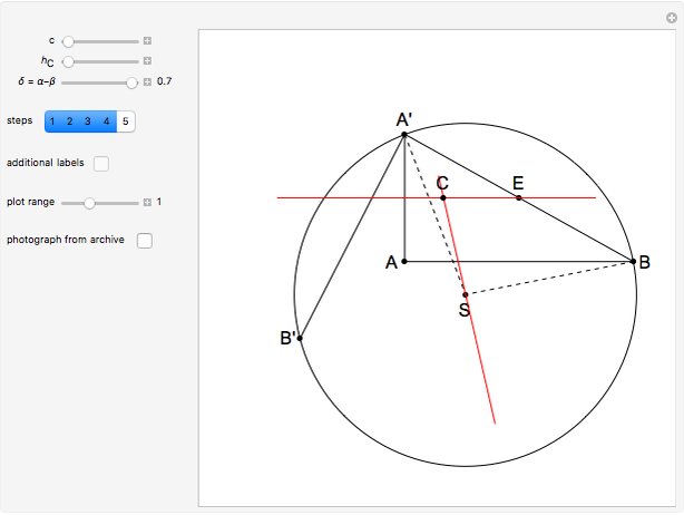 The Plemelj Construction of a Triangle: 1 - Wolfram