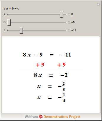 ... Math Worksheets Plot. on solving two step linear equations worksheets